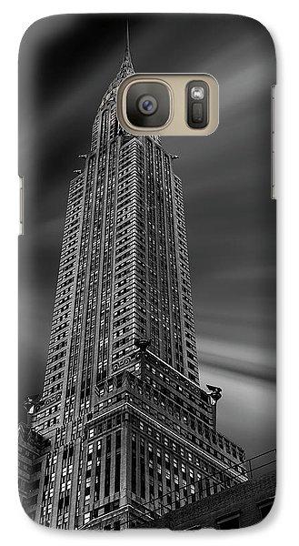 Manhattan (chrysler) Galaxy S7 Case