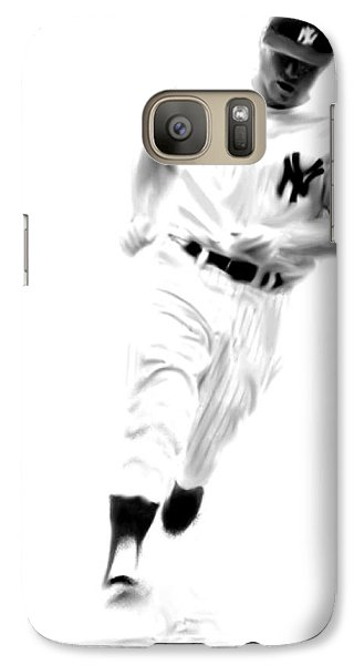 Mantles Gate  Mickey Mantle Galaxy S7 Case