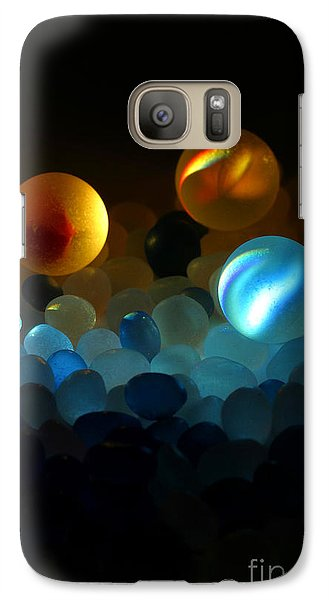Galaxy Case featuring the photograph Marble-2 by Tad Kanazaki