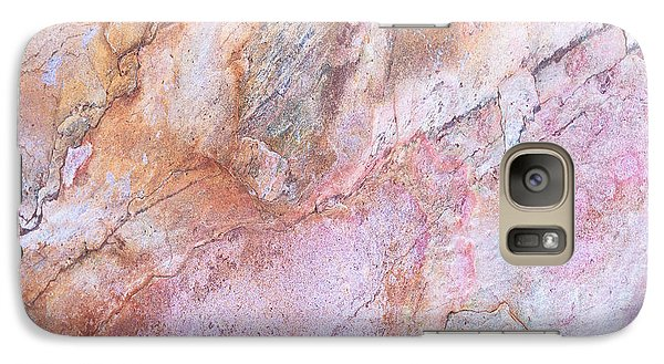 Marble Background Galaxy Case by Anna Om