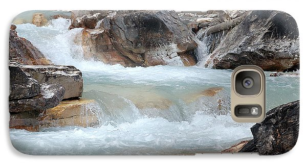 Galaxy Case featuring the photograph Marble Canyon by Bob and Nancy Kendrick