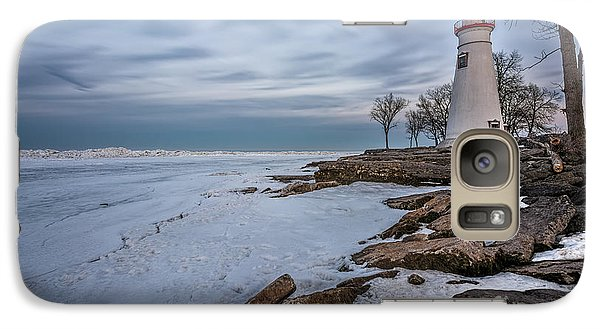 Marblehead Lighthouse  Galaxy S7 Case by James Dean
