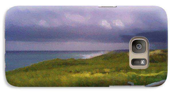 Galaxy Case featuring the digital art Marconi Squall by David Klaboe