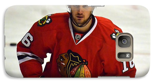 Galaxy Case featuring the photograph Marcus Kruger by Melissa Goodrich