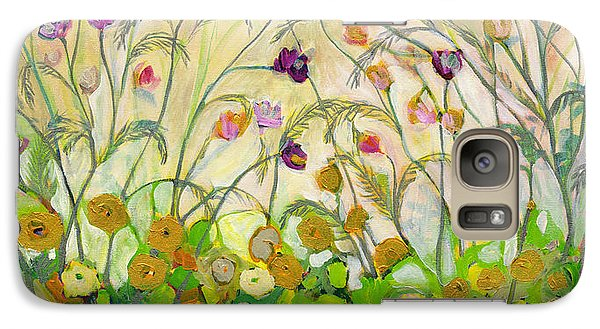 Impressionism Galaxy S7 Case - Mardi Gras by Jennifer Lommers