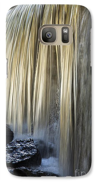 Galaxy Case featuring the photograph Margaret River Waterfall by Serene Maisey