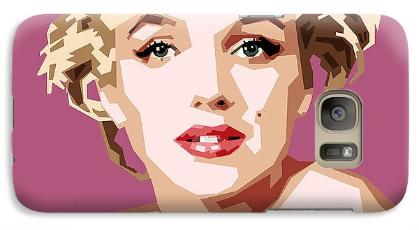 Marilyn Galaxy S7 Case