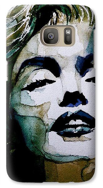 Marilyn No10 Galaxy S7 Case by Paul Lovering