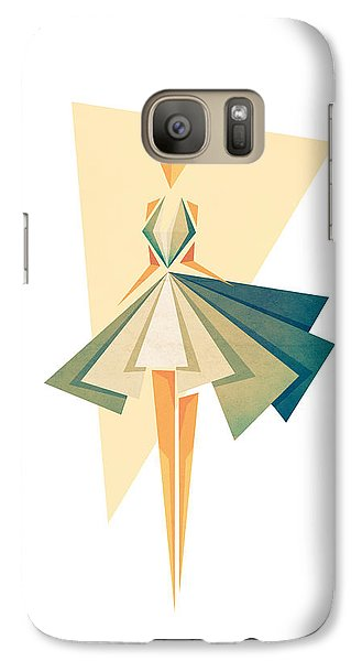 Marilyn Galaxy Case by VessDSign