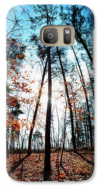 Galaxy Case featuring the photograph Mark Twain Forest by Jon Emery