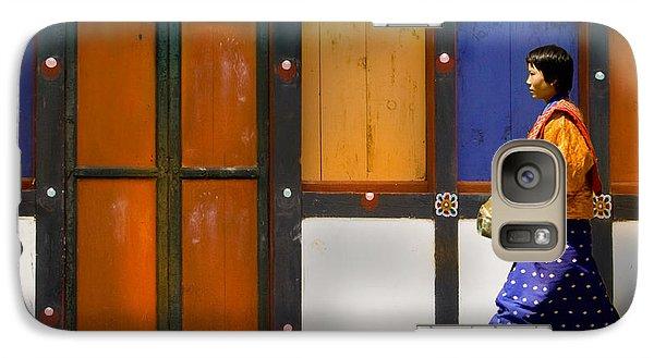Galaxy Case featuring the digital art Market Brake by Angelika Drake
