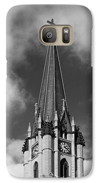 Marquette University - Church Of The Gesu Galaxy Case by University Icons