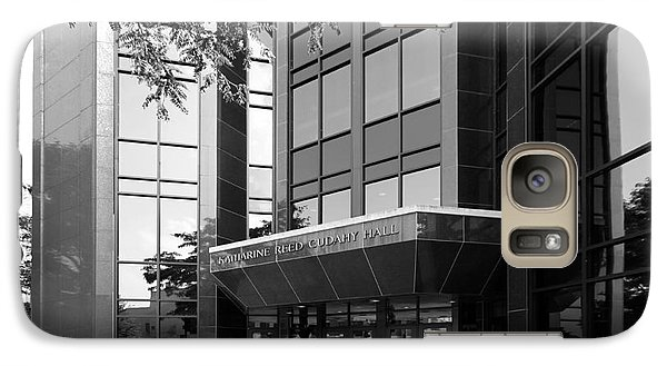 Marquette University Cudahy Hall Galaxy Case by University Icons