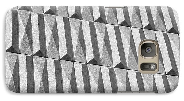 Marquette University Patterns Galaxy Case by University Icons