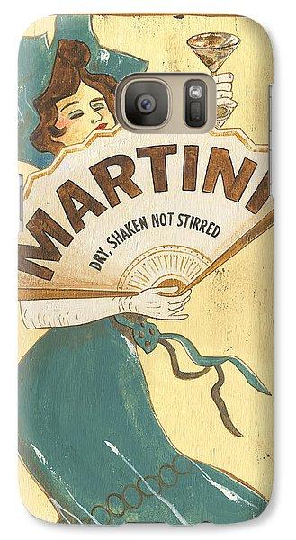 Martini Dry Galaxy Case by Debbie DeWitt