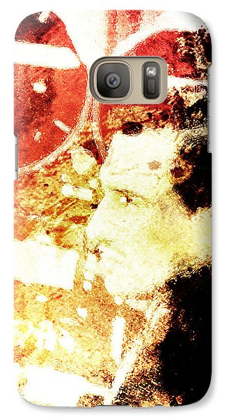 Galaxy Case featuring the digital art Martin's Debut by Andrea Barbieri
