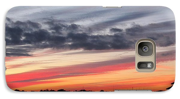 Galaxy Case featuring the photograph Marvelous View by Joetta Beauford