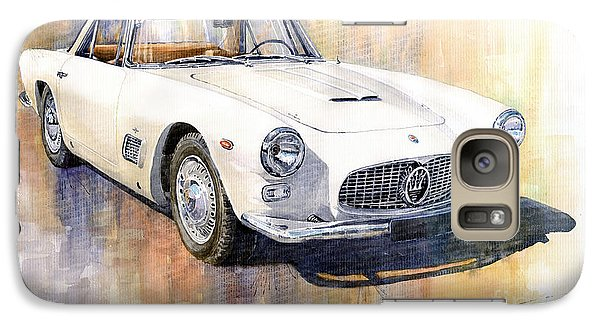 Maserati 3500gt Coupe Galaxy S7 Case by Yuriy  Shevchuk