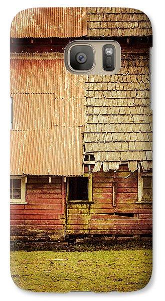 Galaxy Case featuring the photograph Mashup by Takeshi Okada