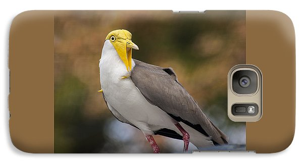 Masked Lapwing Galaxy S7 Case