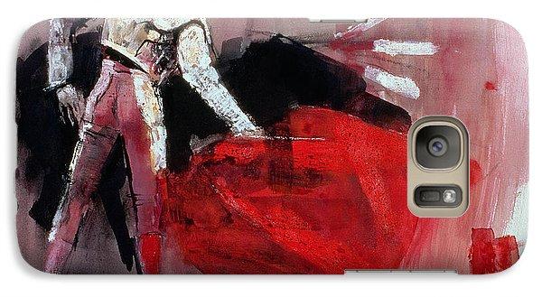 Matador Galaxy S7 Case by Mark Adlington