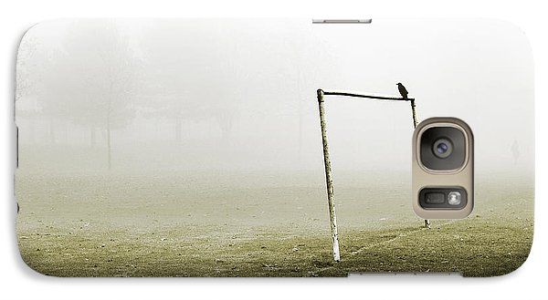 Match Abandoned Galaxy Case by Mark Rogan