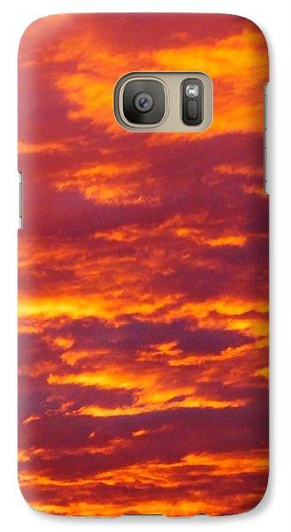 Matin De Feu Galaxy S7 Case