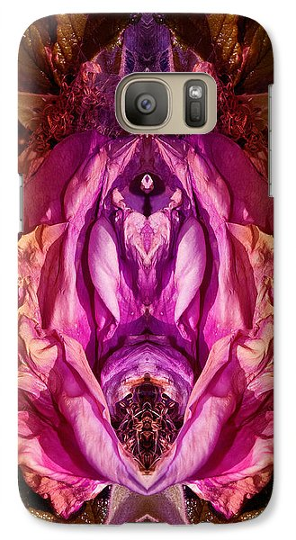 Galaxy Case featuring the photograph Matriarch by WB Johnston