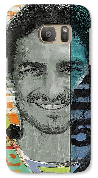 Mats Hummels - B Galaxy Case by Corporate Art Task Force
