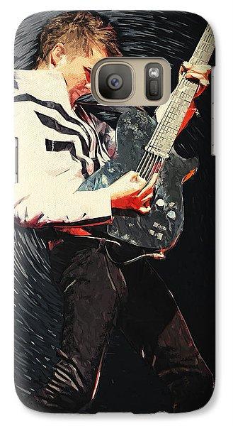 Matthew Bellamy Galaxy S7 Case
