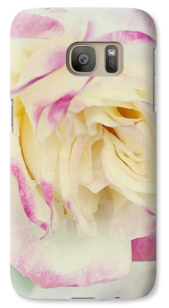 Galaxy Case featuring the photograph Maud by Elaine Teague
