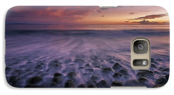 Galaxy Case featuring the photograph Maui Glow by Hawaii  Fine Art Photography