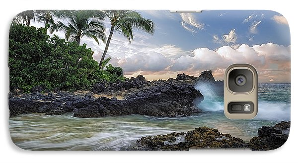Galaxy Case featuring the photograph Maui Moments  by Hawaii  Fine Art Photography