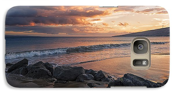 Galaxy Case featuring the photograph Maui Sunbathe by Hawaii  Fine Art Photography