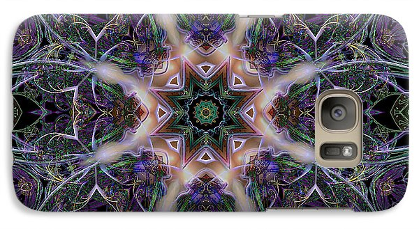 Galaxy Case featuring the digital art Maybe For Just One Day by Rhonda Strickland