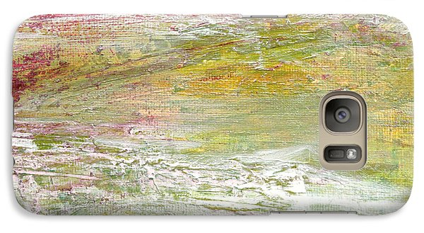 Galaxy Case featuring the painting Mazatlan  C2013 by Paul Ashby