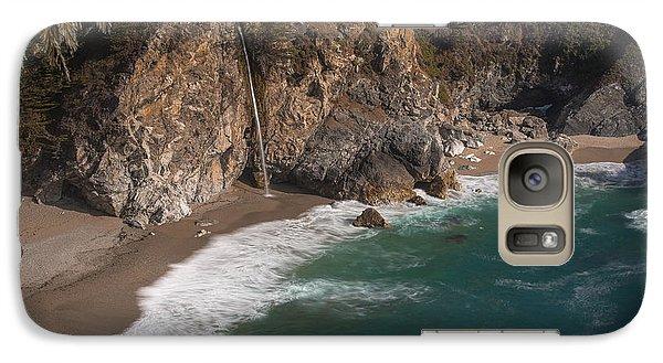 Mcvay Falls... Big Sur  Galaxy S7 Case