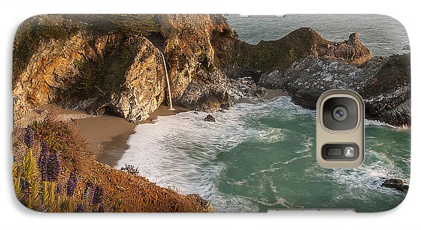 Galaxy Case featuring the photograph Mcway Falls 5 by Lee Kirchhevel