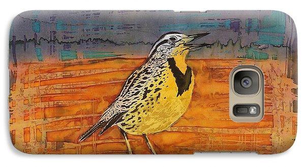 Meadows Song Galaxy S7 Case