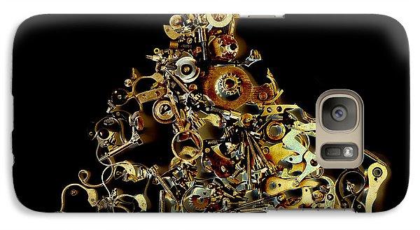 Mechanical - Dog Galaxy S7 Case