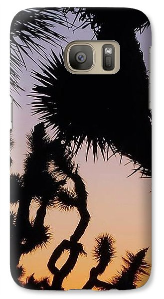 Galaxy Case featuring the photograph Meet And Greet by Angela J Wright