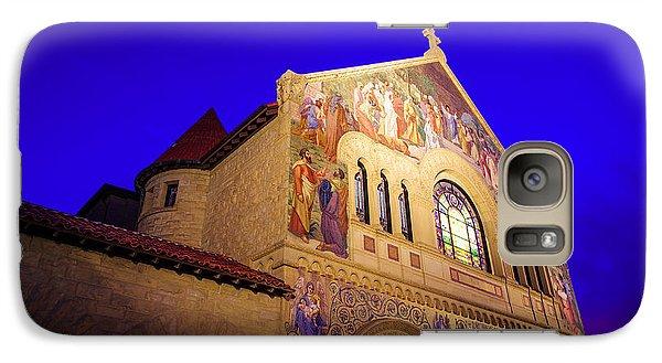 Memorial Church Stanford University Galaxy Case by Scott McGuire