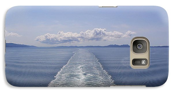 Galaxy Case featuring the photograph Memories by Brian Williamson