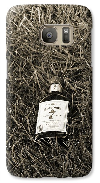 Galaxy Case featuring the photograph Memories by Maggy Marsh