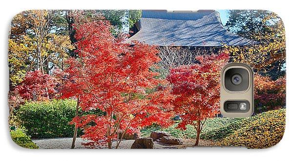 Galaxy Case featuring the photograph Memories Of Autumn-1 by Tad Kanazaki