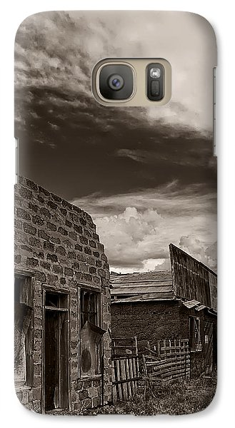 Galaxy Case featuring the photograph Memories Of Ludlow by Priscilla Burgers