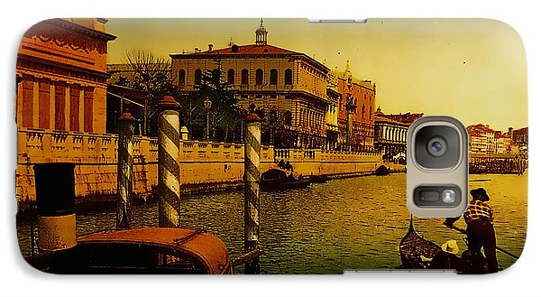 Galaxy Case featuring the painting Memories Of Venice No 1 by Douglas MooreZart