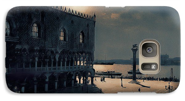 Galaxy Case featuring the painting Memories Of Venice No 2 by Douglas MooreZart