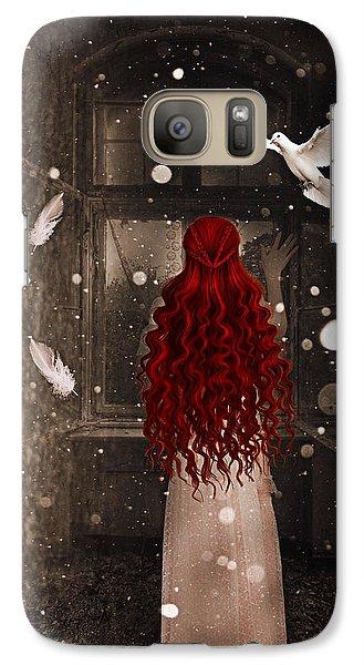 Galaxy Case featuring the digital art Memories Of You by Riana Van Staden