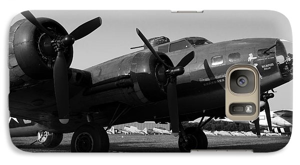 Galaxy Case featuring the photograph Memphis Belle by Timothy McIntyre